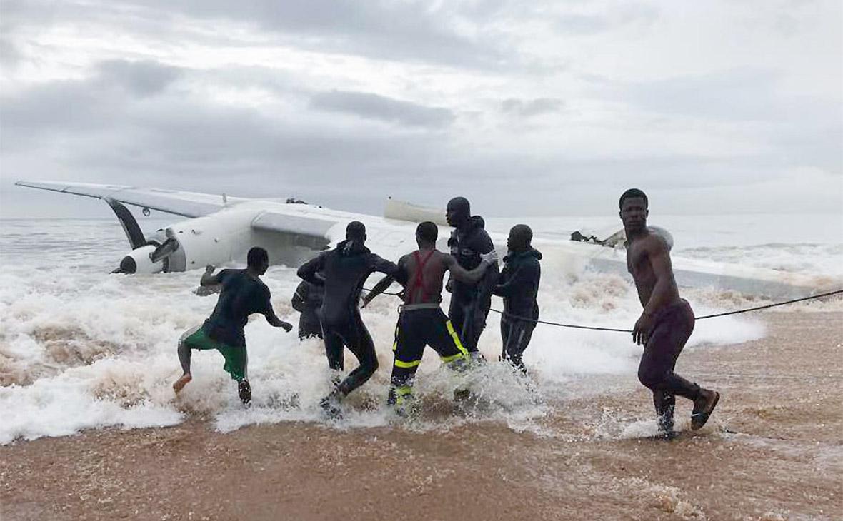 Фото:Ange Aboa / Reuters