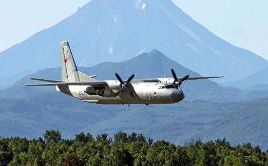 Самолет Ан-26, 2008 год