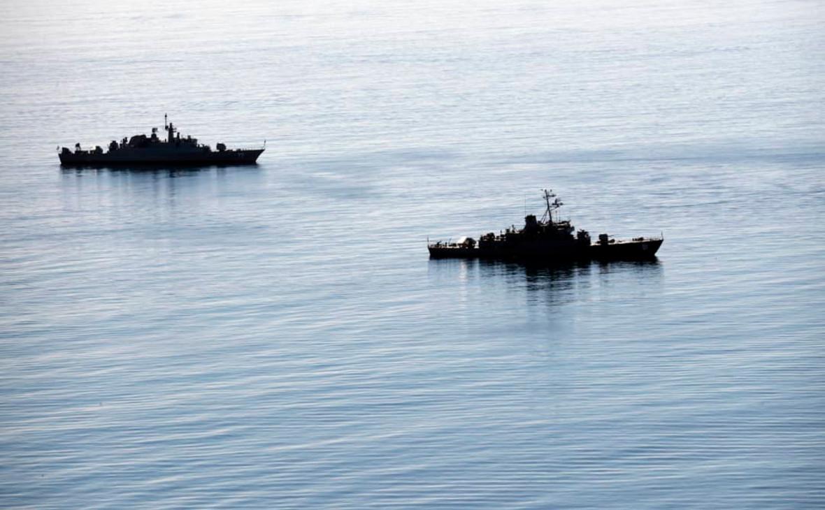 Иран предостерег от попыток слежки за совместными учениями с Россией