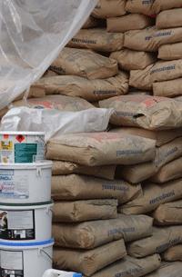 Фото:Исследование: Объем рынка цемента в России в 2009 году упал на 30%
