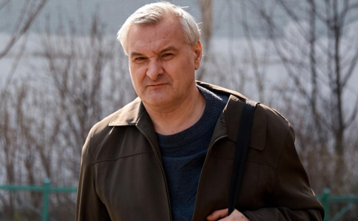 Юрий Мантров