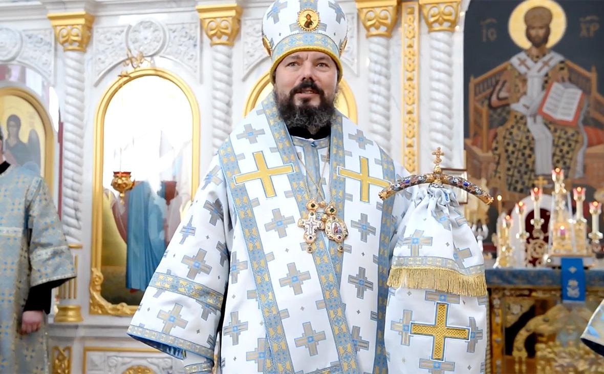 Епископ Бирский и Белорецкий Илия