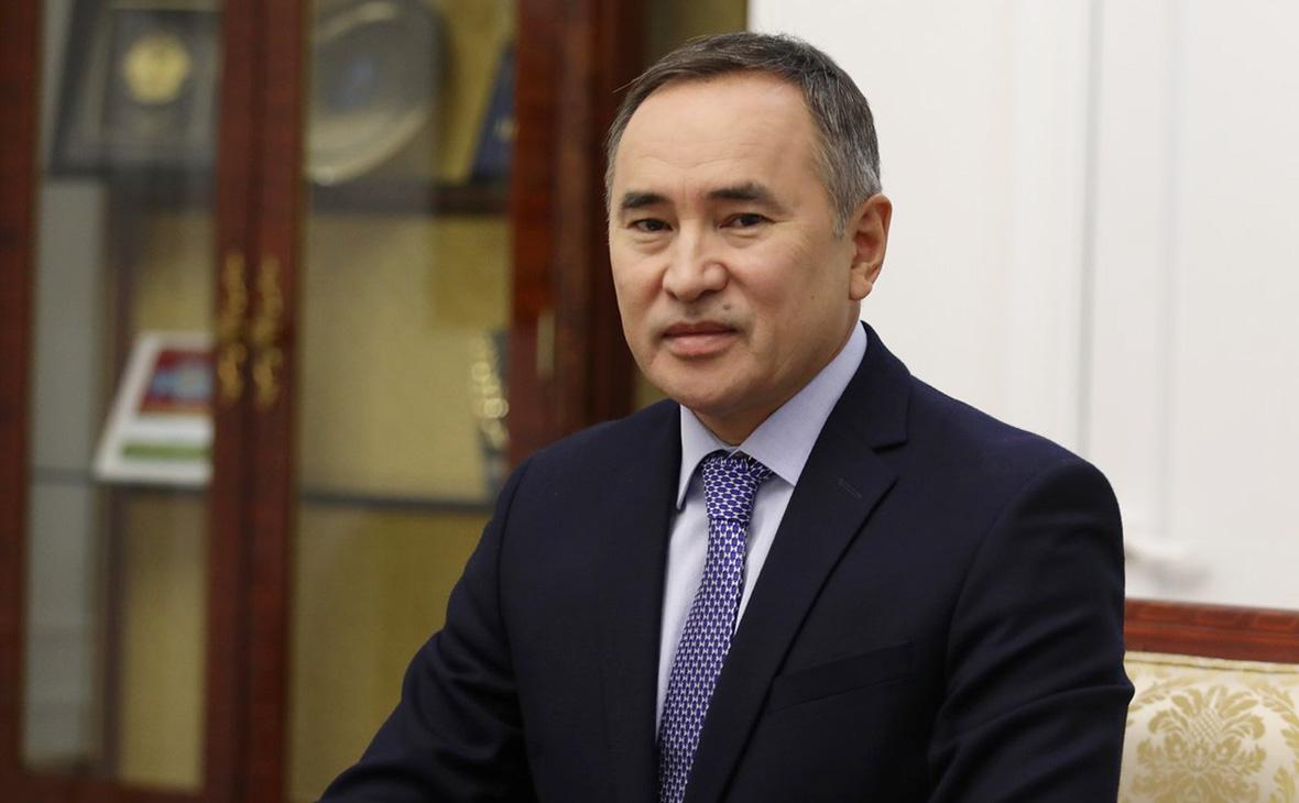Аскар Мырзахметов