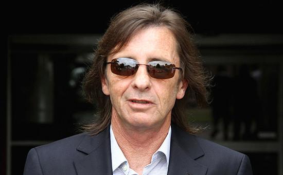 Барабанщик легендарной рок группы AC/DC Фил Радд