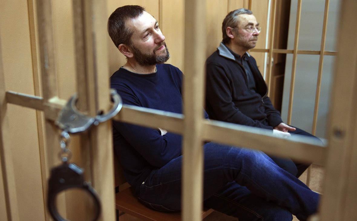 БорисВайнзихер и Евгений Ольховик