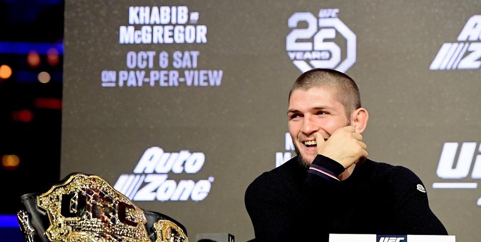 Фото: официальный твиттер UFC
