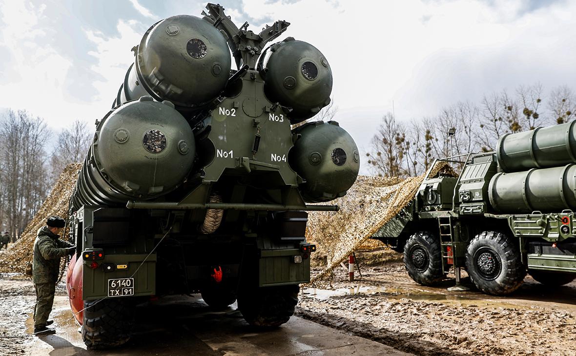 Турция пообещала купить еще партию С-400 при отказе США продавать Patriot