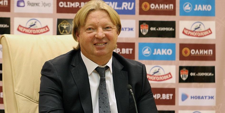 Бывший генеральный директор «Химок» Василий Иванов