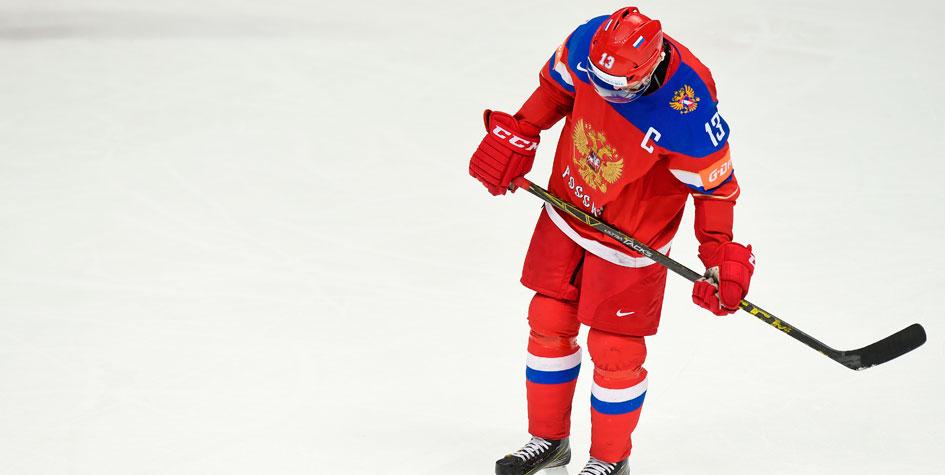 Сборная России по хоккею объявила имя капитана на Олимпиаду