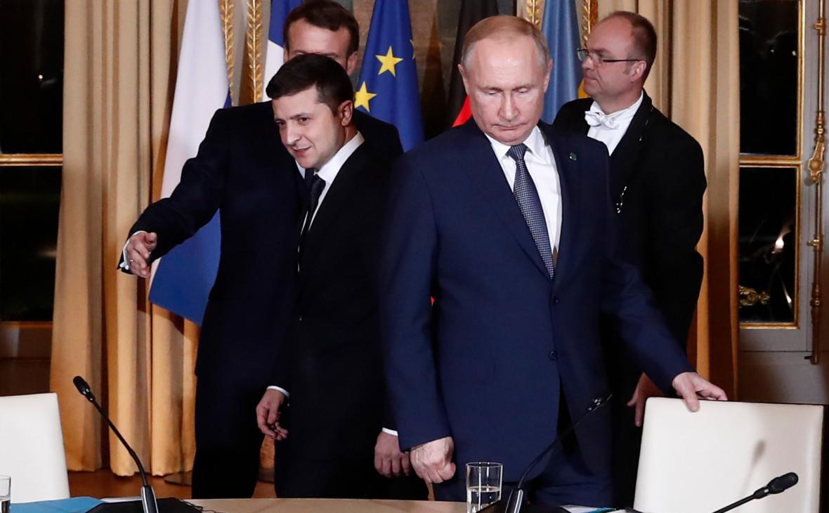 Tổng thống Nga và Ukraine chúc Tết nhau lần đầu tiên kể từ năm 2014