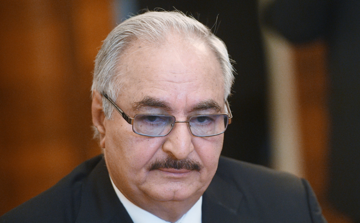 СМИ узнали об отъезде Хафтара из Москвы без подписания соглашения