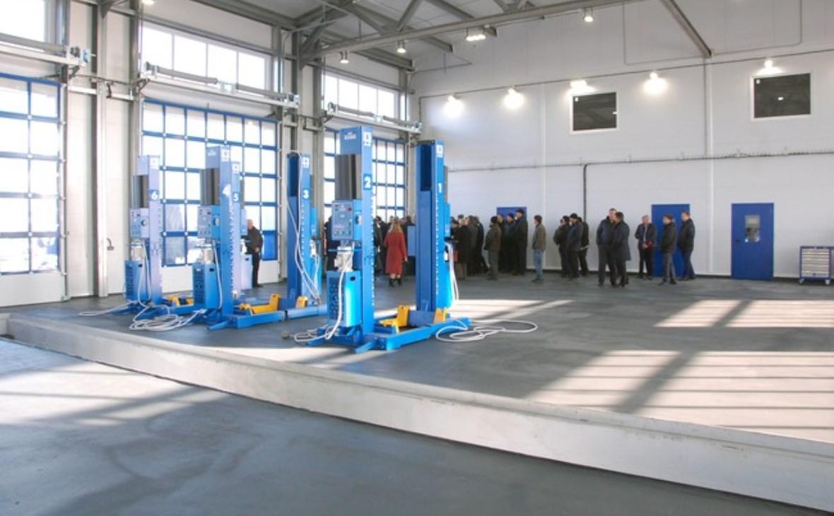 Фото: пресс-служба департамента строительства и транспорта Белгородской области
