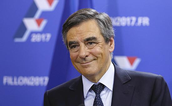 Бывший премьер-министр ФранцииФрансуа Фийон