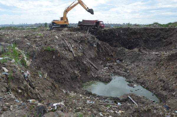 Новосибирская область получит 1 млрд руб. для рекультивации свалок