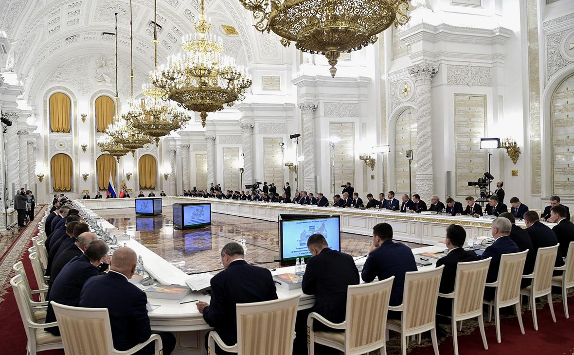 В Кремле запланировали сохранить «доконституционный» функционал Госсовета