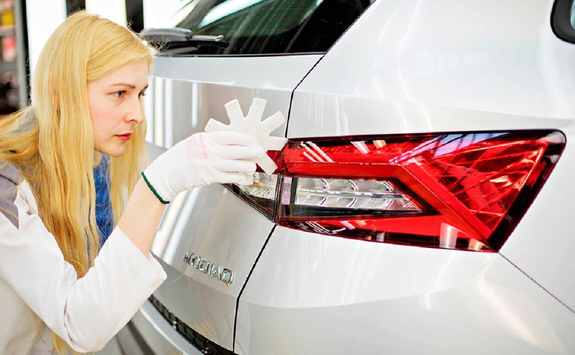 Фото:пресс-служба Volkswagen Group Rus