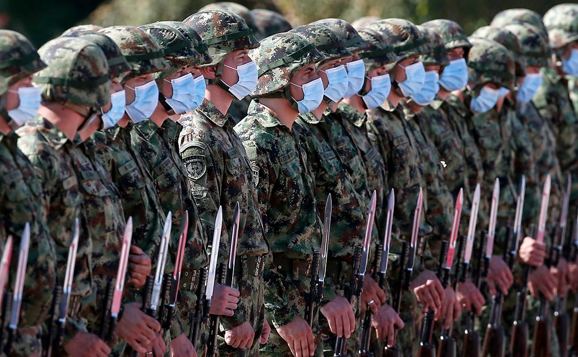 Вооруженные силы Сербии