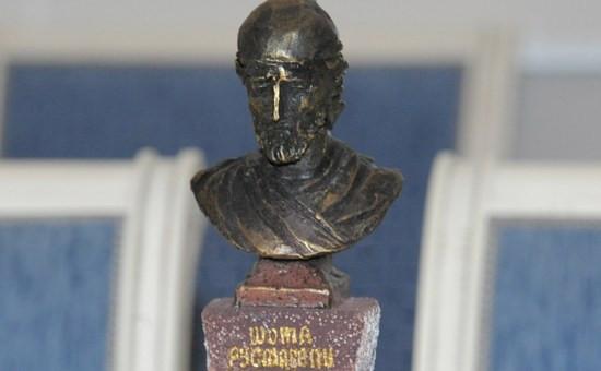 Проект памятника поэту Шота Руставели