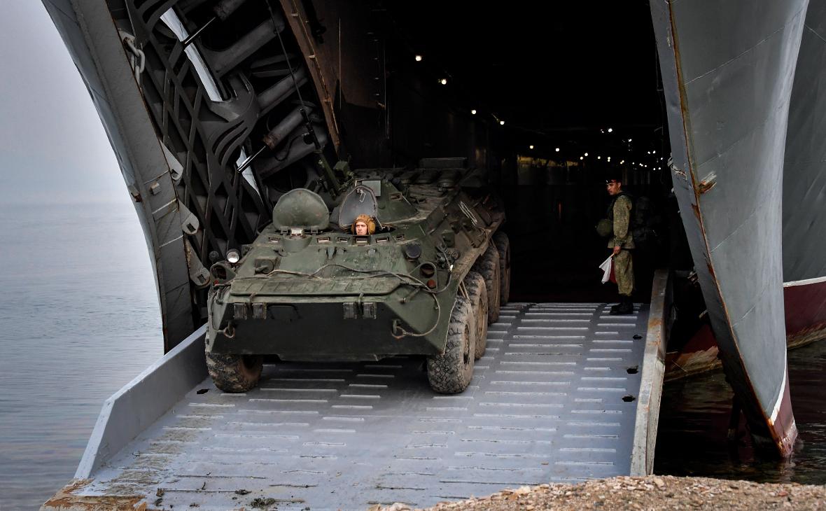 Минобороны назвало ложью сообщения о задержании Румынией военной техники