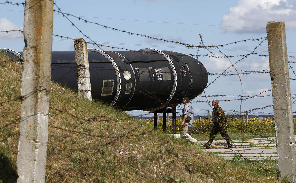 Ракета Р-36М («Сатана»)