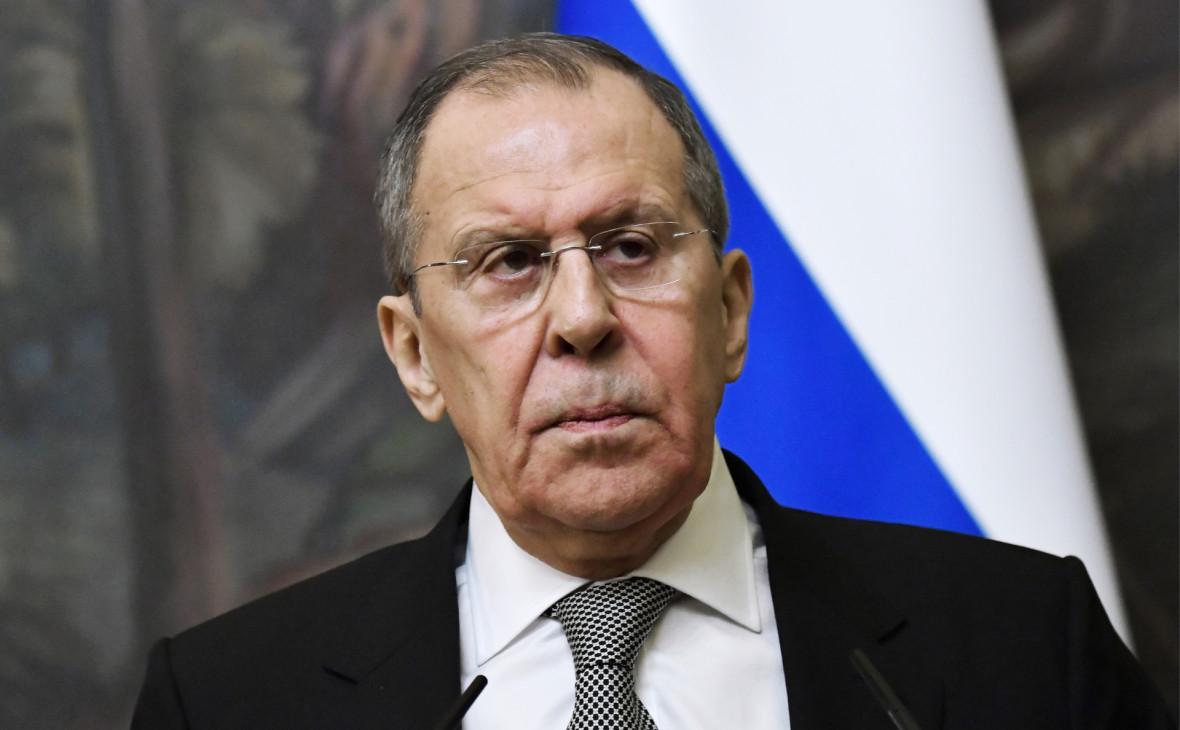 Лавров пообещал ответить США на «санкции из ада»