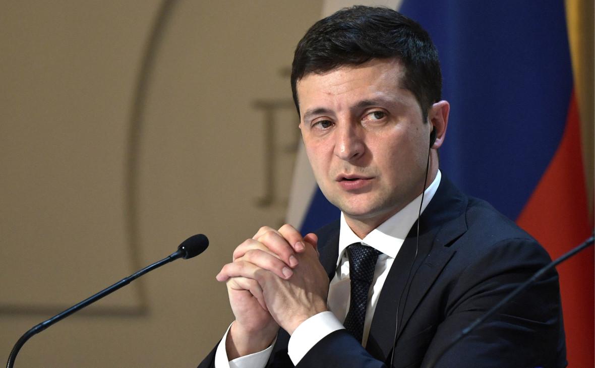 Зеленский заявил о доходах в $7 млрд после подписания соглашений по газу