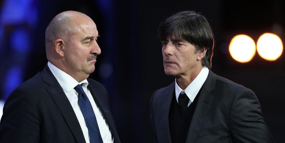 Сборная России по футболу сыграет против Германии и Чехии