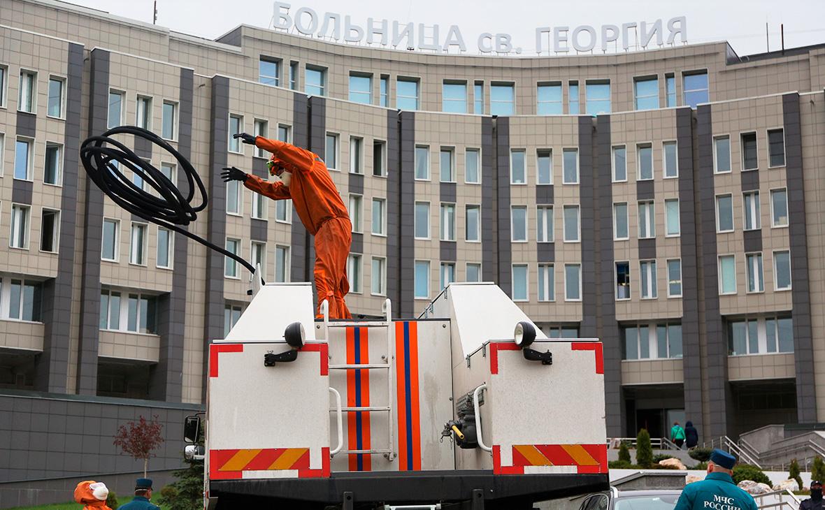 Фото: Валентин Егоршин / РИА Новости