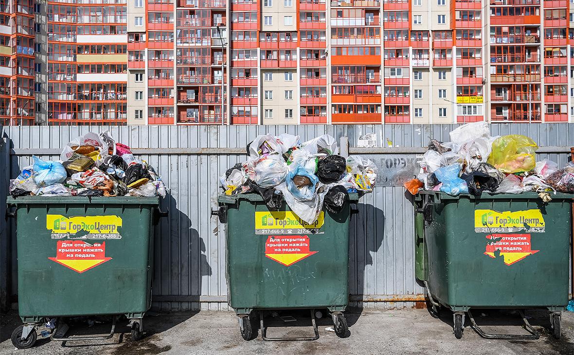 Гордеев оценил стоимость «мусорной строчки» в платежках за квартиру