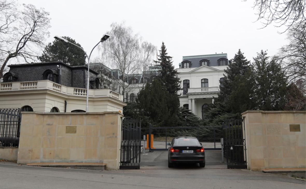 Чешские СМИ назвали личность подозреваемого в перевозке «яда» россиянина