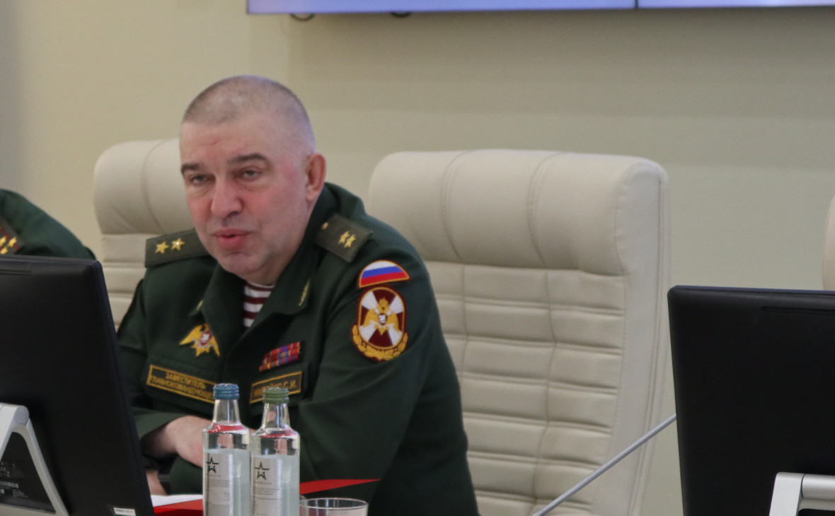 В Москве по подозрению в мошенничестве задержали экс-замглавы Росгвардии