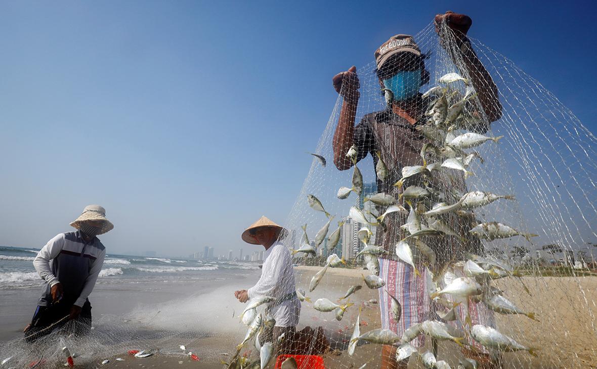 Фото:Nguyen Huy Kham / Reuters