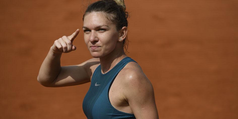 Впервые за 40 лет турнир «Большого шлема» выиграла теннисистка из Румынии