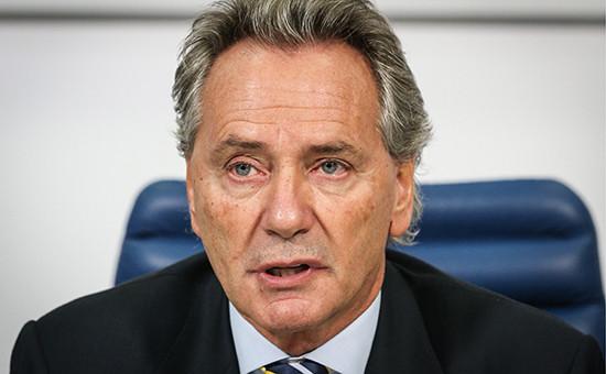 Глава благотворительного фонда «Федерация» Владимир Киселев
