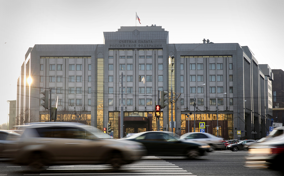 Здание Счетной палаты Российской Федерации