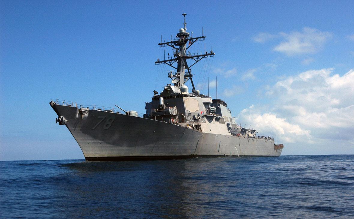 Фото:U.S. Navy photo / Wikimedia Commons
