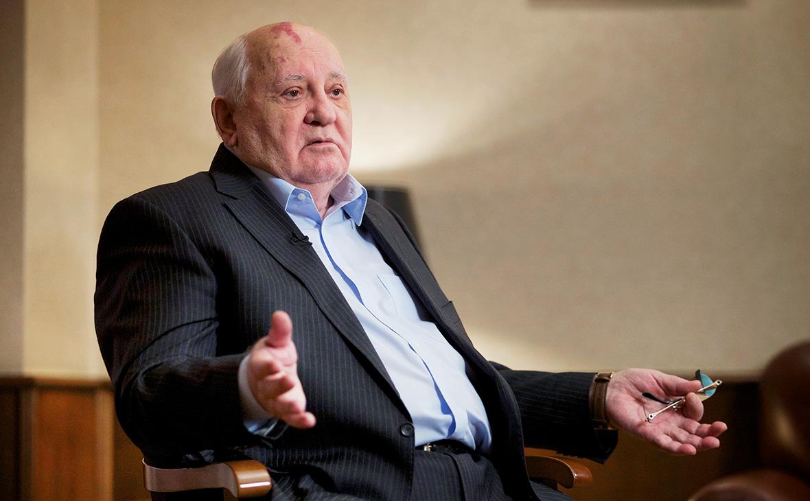 Горбачев призвал провести «реальные» переговоры по Нагорному Карабаху