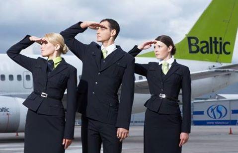 Фото:facebook.com/airBaltic