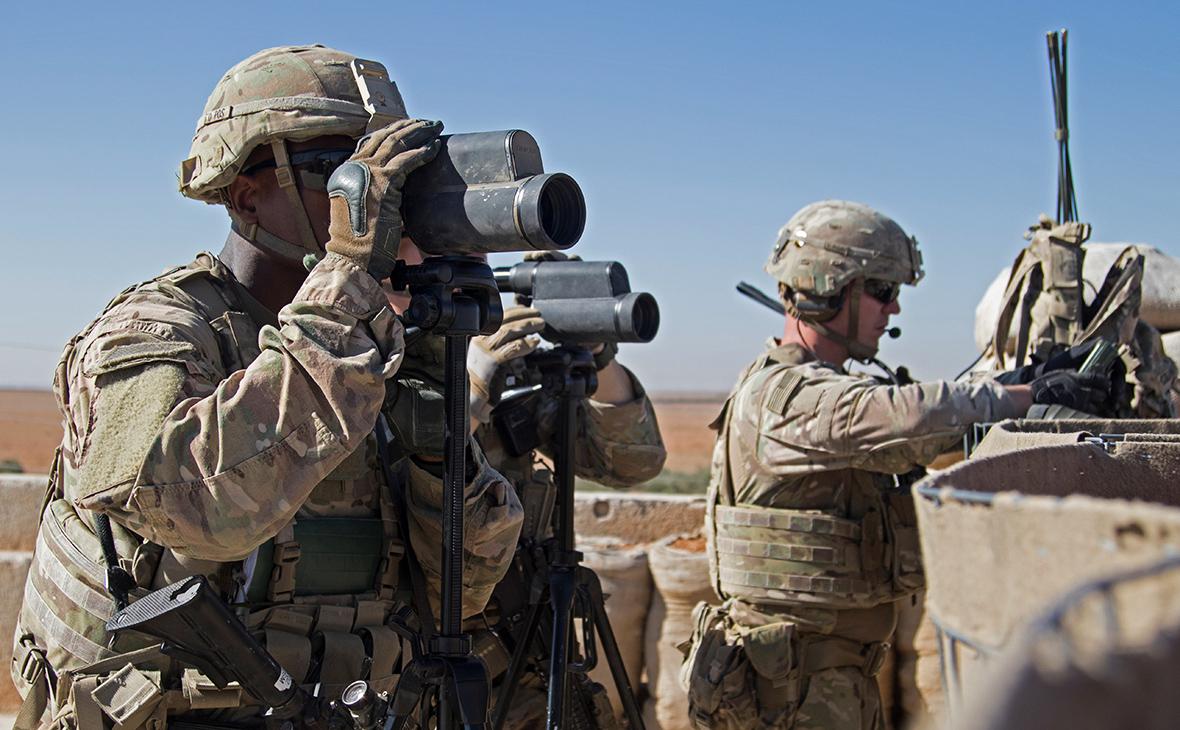 WP узнала об отказе коалиции оставаться в Сирии после ухода США