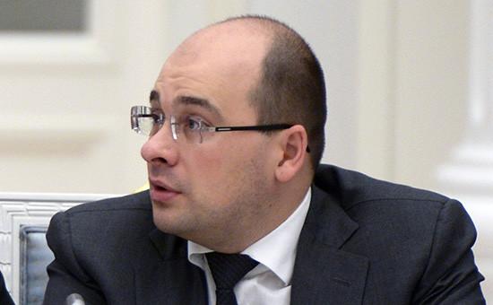 Советник президента РФ Антон Устинов