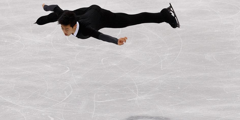 Чен выполнил рекордные шесть четверных прыжков в произвольной программе