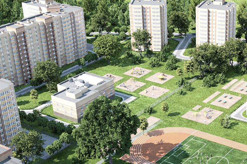 ПроектстроительстваЖК «Аннинский Парк»