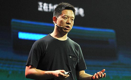 Основатель  компании Leshi Internet Information and Technology Цзя Юэтин