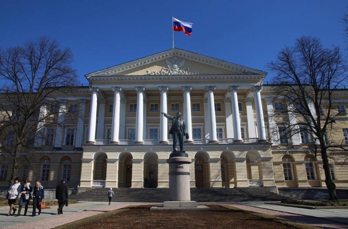 Здание администрации Петербурга
