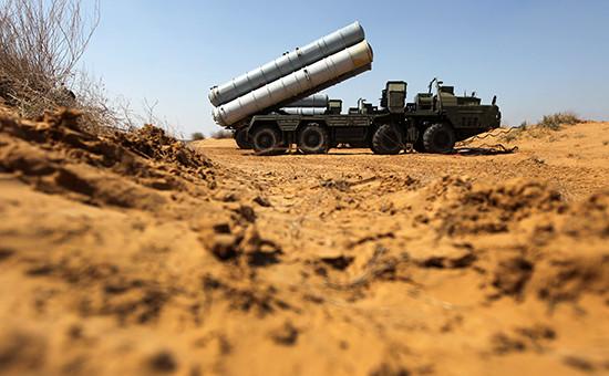 Зенитно- ракетный комплекс С-300
