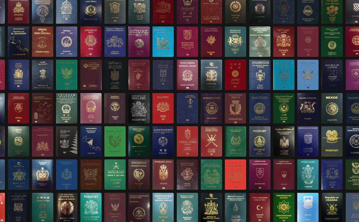 Измерители разошлись в оценке самого «мощного» паспорта в мире