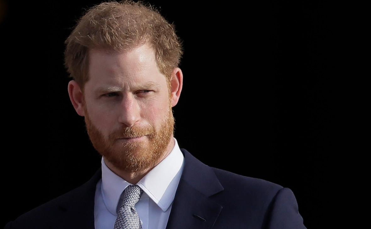 Принц Гарри назвал «великой печалью» отказ от королевских полномочий