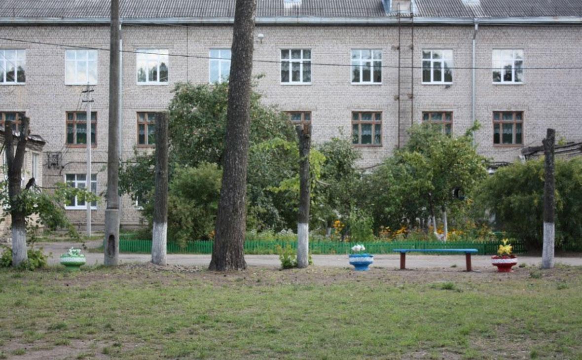 ГКОУ для детей-сирот «Кимрская школа-интернат»