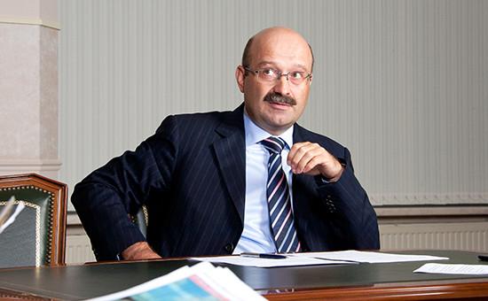 Глава банка ВТБ24 Михаил Задорнов