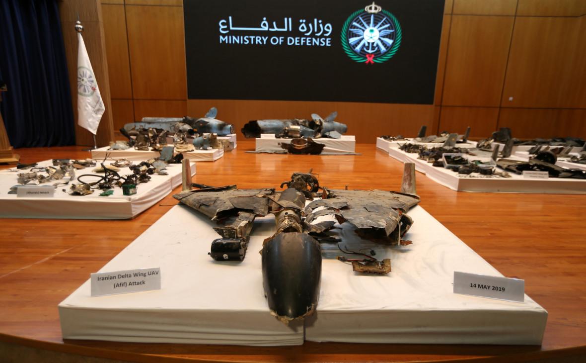 СМИ узнали о попытках найти доказательства роли Ирана в атаке дронов